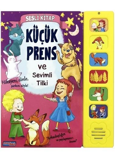 Morhipo kitap Küçük Prens ve Sevimli Tilki (Sesli Kitap) Renkli